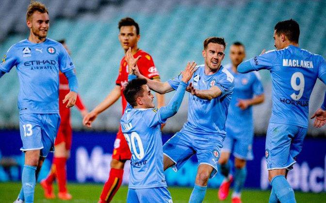 Melbourne City (Estados Unidos) - Controlado por: City Football Group