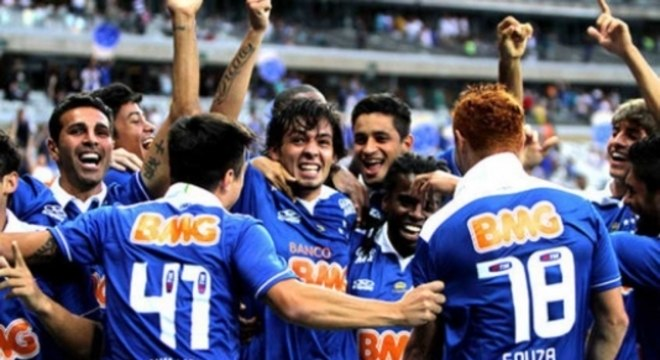 Cruzeiro fez grande campanha em 2013