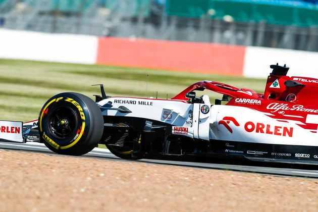 Melhor tempo do piloto, que deu 35 voltas, foi de 1min28s159