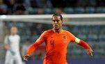 Virgil van Dijk (Holanda) - Liverpool-ING