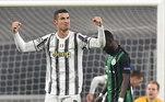Cristiano Ronaldo (Portugal) - Juventus-ITA