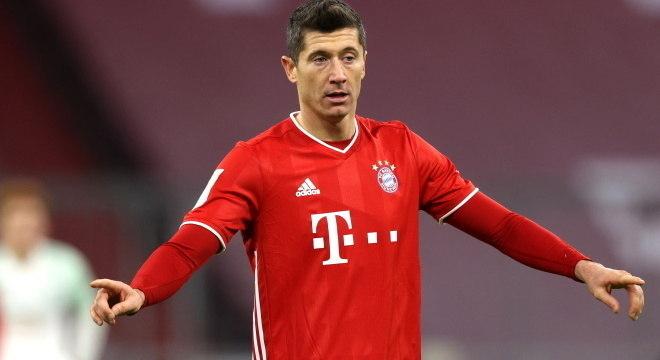 Lewandowki do Bayern de Munique é finalista pela primeira vez