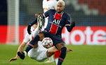 Neymar (Brasil) - Paris Saint-Germain-FRA