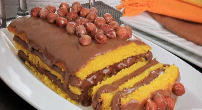 melhores receitas de bolo de cenoura