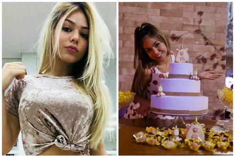 Antes e depois de Melody