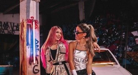 Melody e Tilía Fialho lançam parceria dia 5 de março