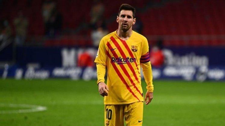 MELOU - Lionel Messi no Atlético de Madrid? No que dependesse do técnico Diego Simeone, da equipe da capital espanhola, essa combinação poderia acontecer. O comandante colchonero revelou em entrevista ao