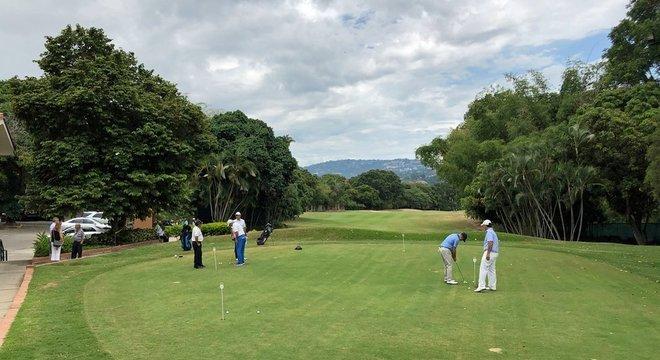 Caracas Country Club conta com um privilegiado campo de golfe de 18 buracos
