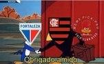 Confira a brincadeira com os são-paulinos, após ida de Rogério Ceni para o Flamengo
