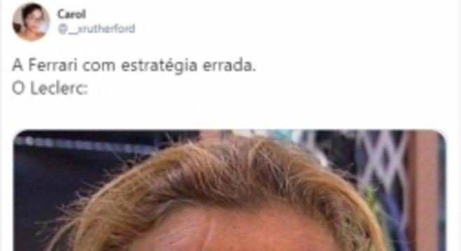 Meme Ferrari