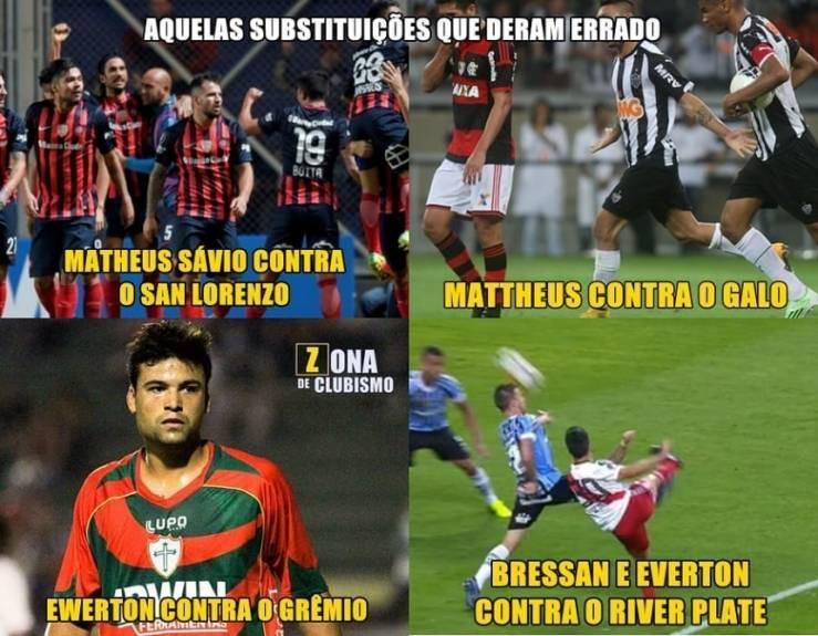Os Melhores Memes Da Eliminação Do Grêmio Na Libertadores