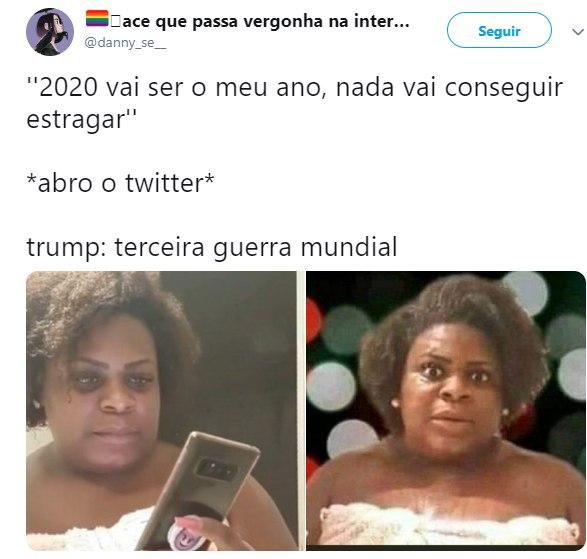 Memes Sobre 3ª Guerra Provam Que O Brasileiro Não Tem