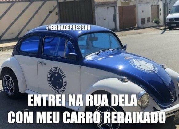 Memes: Cruzeiro fica na Série B e sofre com zoeiras nas redes sociais