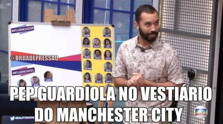 Memes do BBB21 - Mais algumas brincadeiras com Gilberto na lousa do 'Jogo da Discórdia'