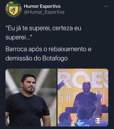 Memes do BBB21 - Na festa do último sábado, chamou a atenção a participação do sósia do Eduardo Barroca tocando teclado no show dos 'Barões da Pisadinha'