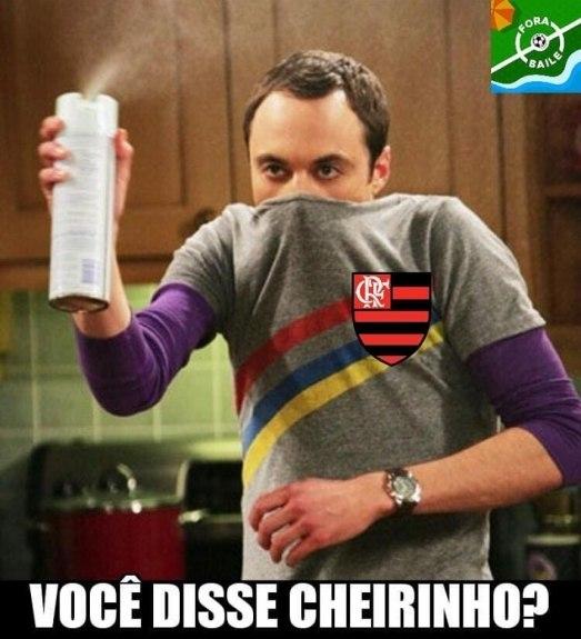 Flamengo sofre com zoações após mais um 'cheirinho'; veja ...