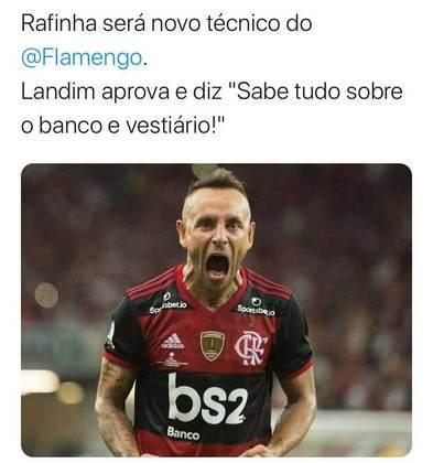 Memes: incerteza sobre futuro treinador do Flamengo rendeu memes nas redes sociais