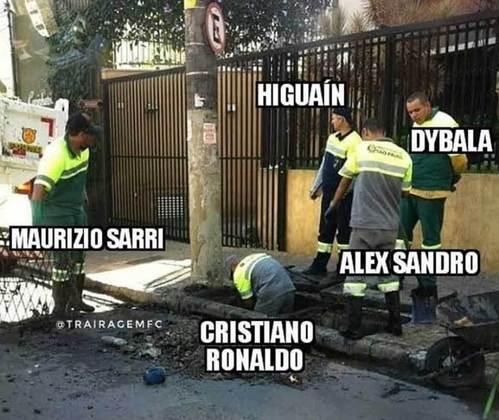 Memes: Juventus é eliminado da Champions pelo Lyon