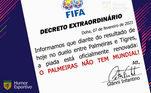 'Palmeiras não tem Mundial': rivais zoam time paulista em memes após derrota para o Tigres na semifinal do Mundial de Clubes
