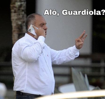 Memes: saída do técnico Jorge Jesus teve grande repercussão nas redes sociais