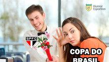 São Paulo sofre com eliminação na Copa do Brasil. Veja os memes