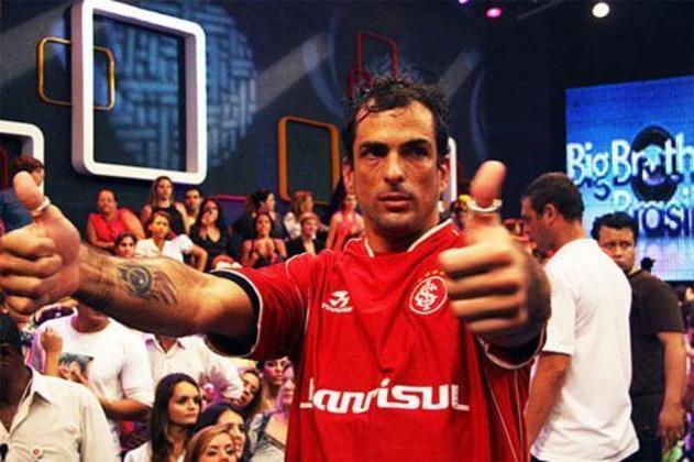 Memorável, o participante Marcelo Dourado venceu a disputa do