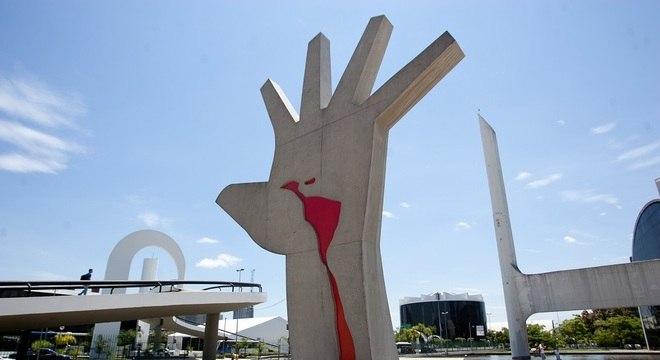 Memorial da América Latina, na zona oeste de São Paulo