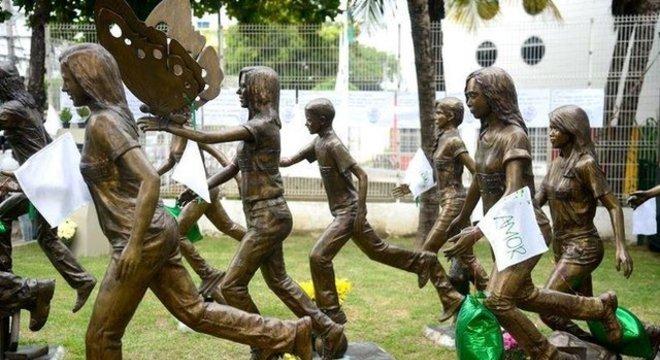 Massacre do Realengo completou seis anos em abril deste ano - 12 alunos morreram | Foto: Tânia Rego/Ag. Brasil