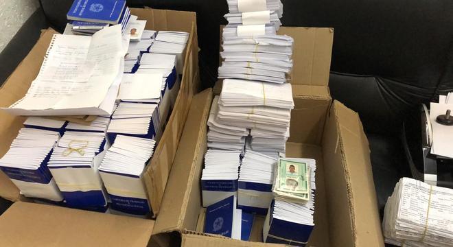 PF faz operação contra fraude no seguro-desemprego em SP