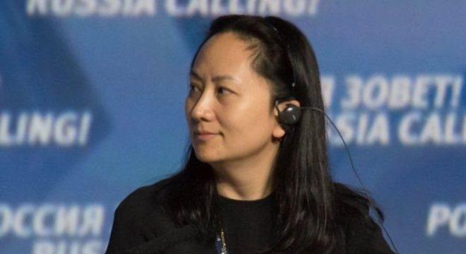 Foi presa no Canadá a filha de Ren, Meng Wanzhou, que também é CFO da Huawei