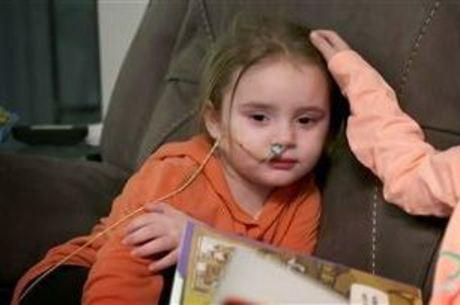 Menina não tinha sido vacinada contra a gripe