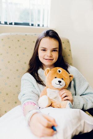 Ella Cusano foi internada pela primeira vez aos sete anos