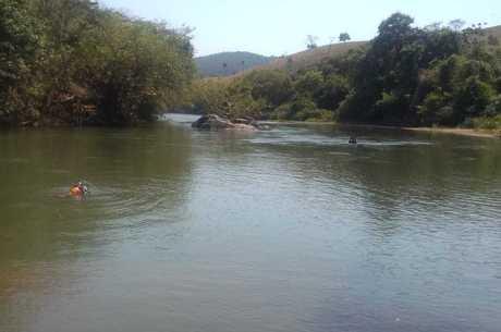 Menina desapareceu no Rio Paraopeba, em Nova Era