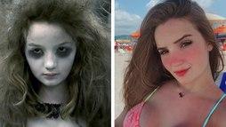 Sete anos depois, veja como está a Menina Fantasma do Silvio Santos (Reprodução Instagram)