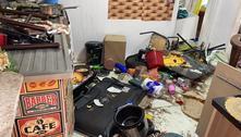Casa do pai de menino achado em tambor é depredada em Campinas