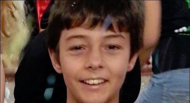 Menino Bernardo tinha apenas 11 anos quando foi assassinado