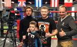 Atualmente, Nikita é treinado por Andrey Chiruk, que só trabalha com boxeadores profissionais
