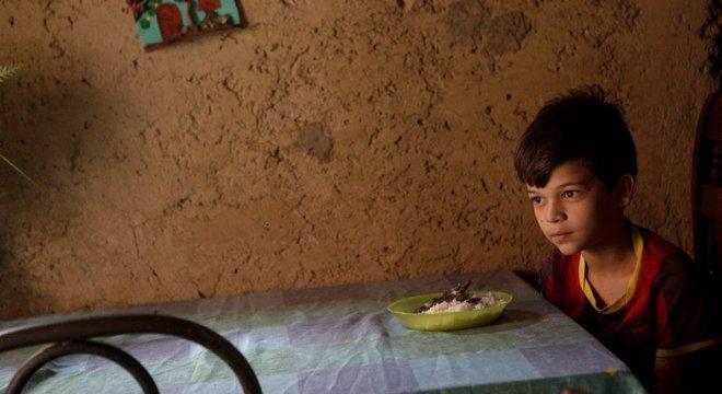 30% das crianças venezuelanas com menos de 5 anos sofrem de desnutrição crônica