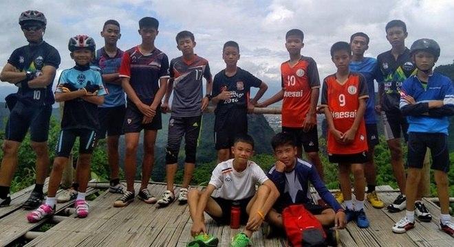Clube dos Javalis Selvagens conta com atletas dos 11 aos 19 anos