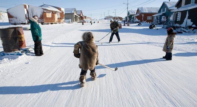 Muitas comunidades inuítes, em Nunavut e em outros lugares, correm um risco muito maior de infecções