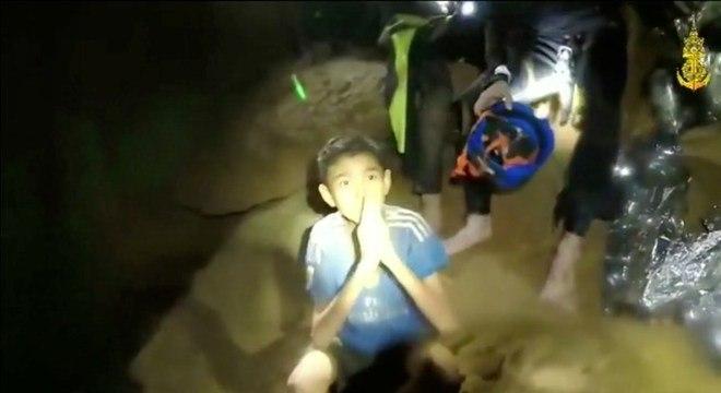 Resultado de imagem para caverna da tailandia