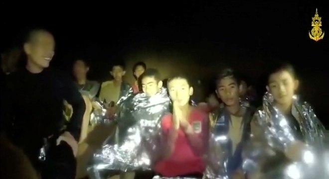 Grupo de adolescentes desaparecidos foi encontrado após dez dias de buscas