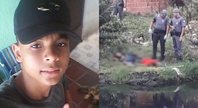 Melquesedeque, de 16 anos, foi uma das quatro pessoas que morreu na operação