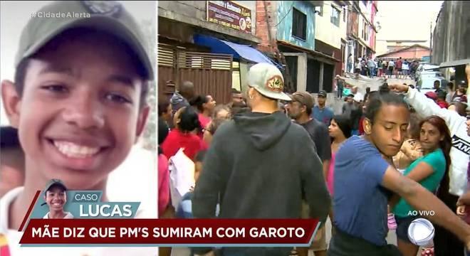 Drama da família foi mostrado no Cidade Alerta desta quarta-feira (13)