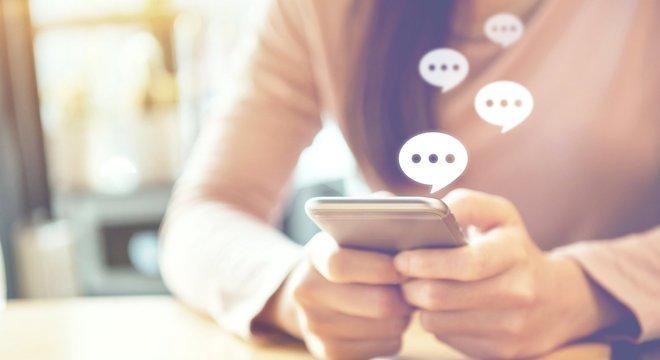 Aplicativos permitem envio de mensagens a pessoas que não estejam na lista de contatos