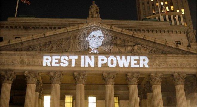Ginsburg pediu que um sucessor não fosse nomeado antes da eleição