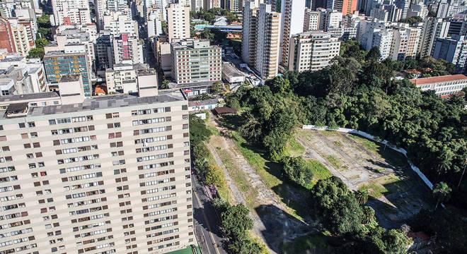 Obra de implantação do parque e de boulevard deve começar em janeiro de 2019
