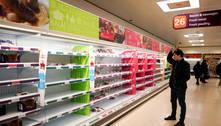 Mercados britânicos ficam sem comida após aumento de casos
