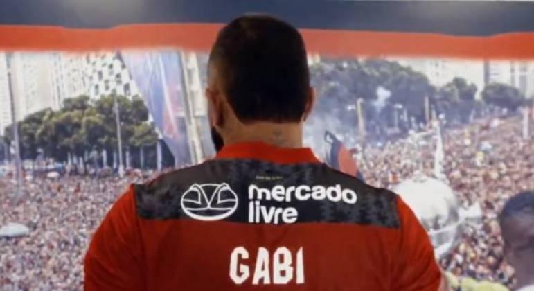 Como deverá ficar a camisa do Flamengo. Com o novo patrocinador nas costas