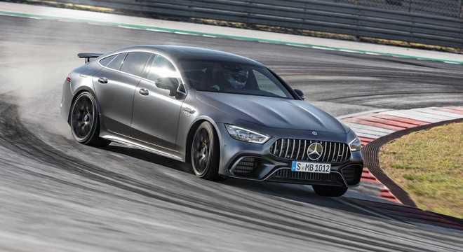 A Mercedes-Benz divulgou hoje (14), uma versão exclusiva para o mercado brasileiro do modelo GT 63S 4Matic+